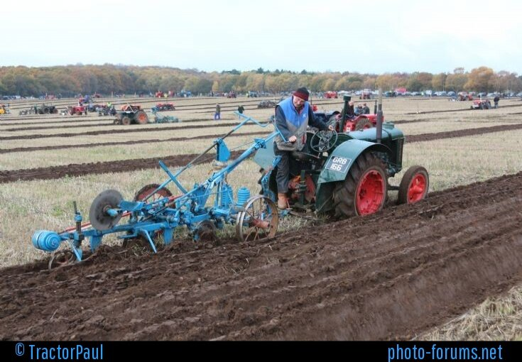 Sherwood Forest Ploughing Match 2013, United Kingdom