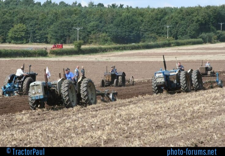 Notts Tractor Working Weekend & Show 2013, United Kingdom