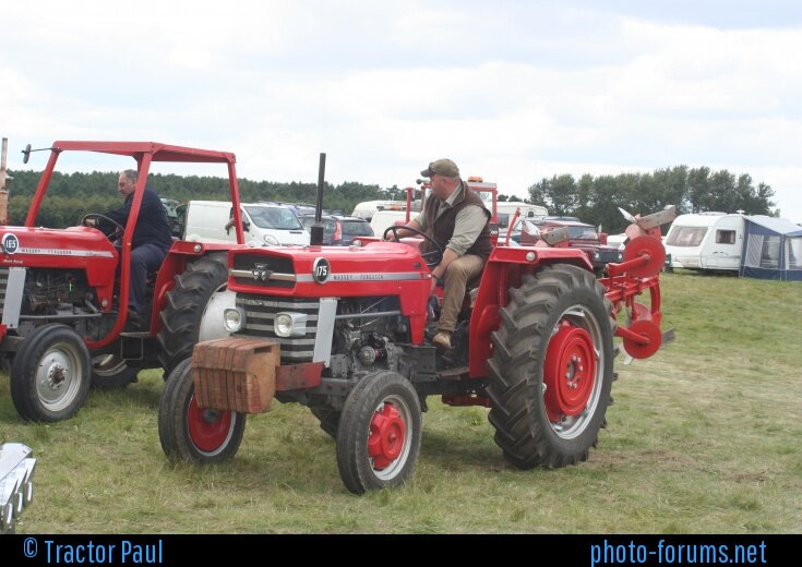 Notts Tractor Working Weekend & Show 2014, United Kingdom