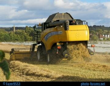 New Holland CX8070 (SP11 BXN)
