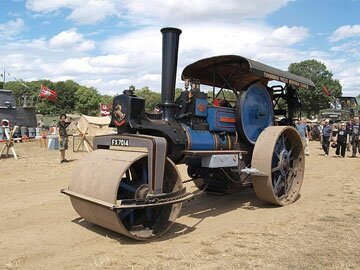 Traction Engine Photos