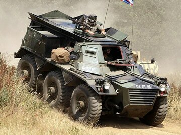Military Vehicle Photos